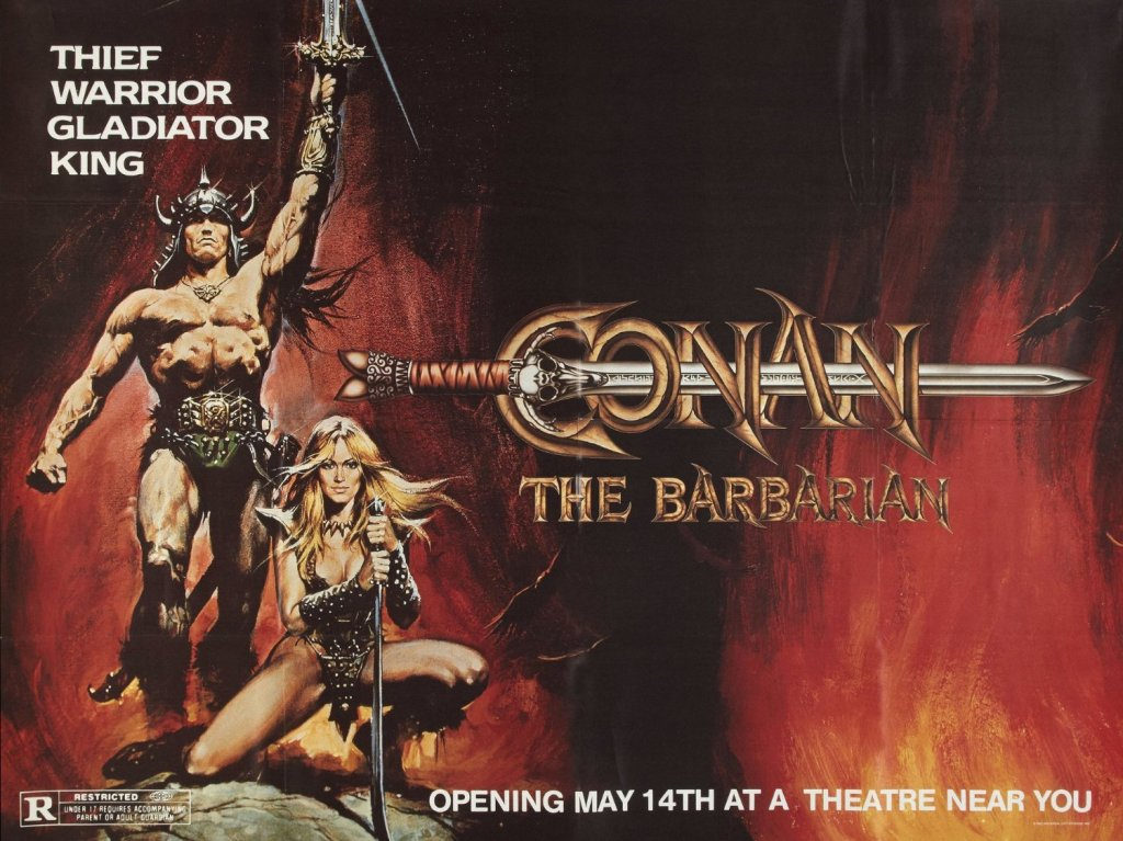 Conan the Barbarian ISTYA review