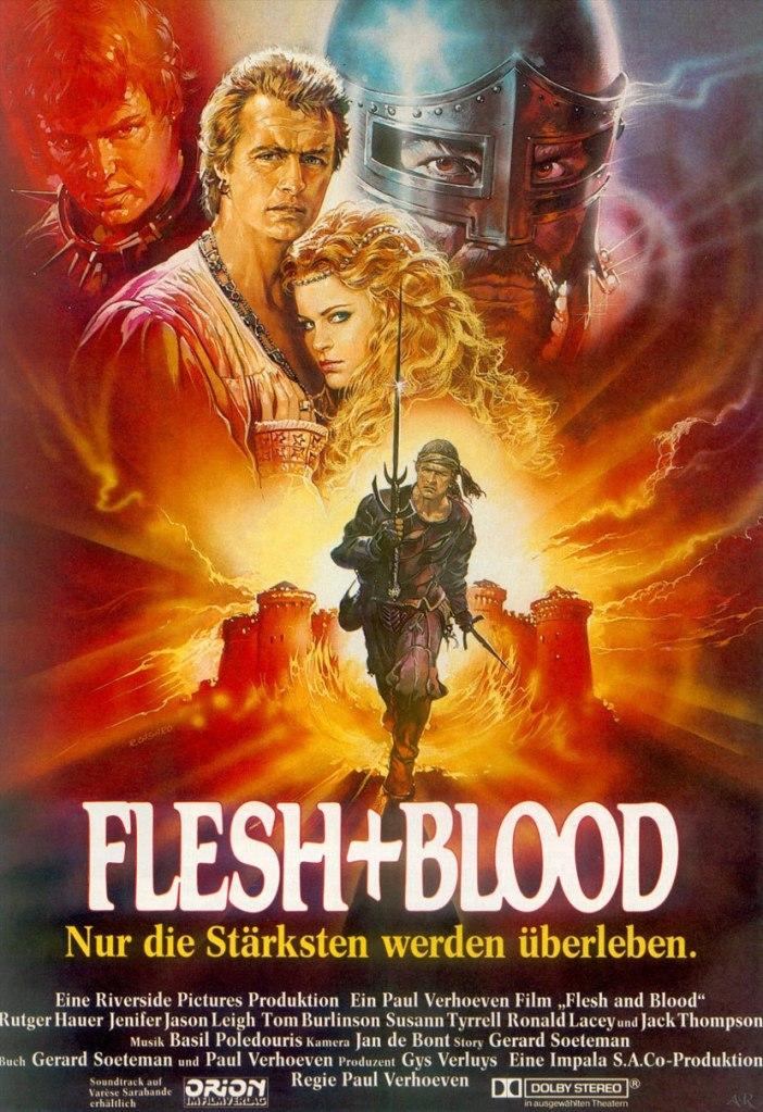 Flesh + Blood (1986)