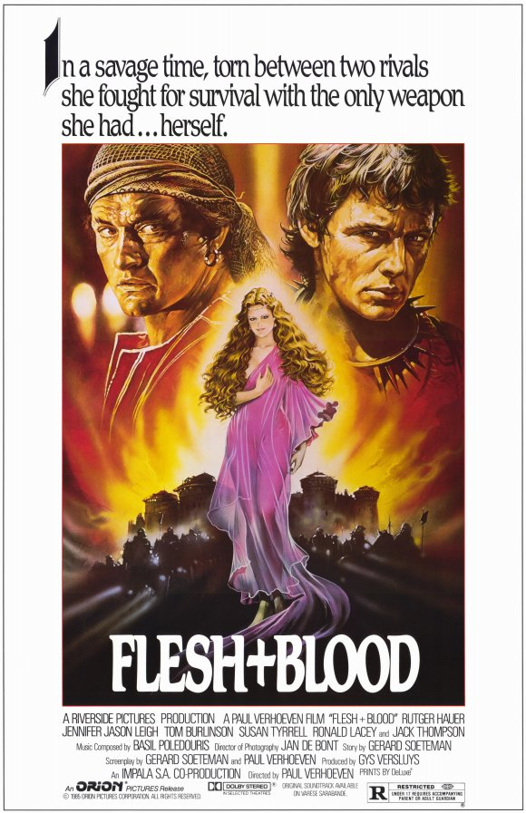Flesh + Blood (1986)