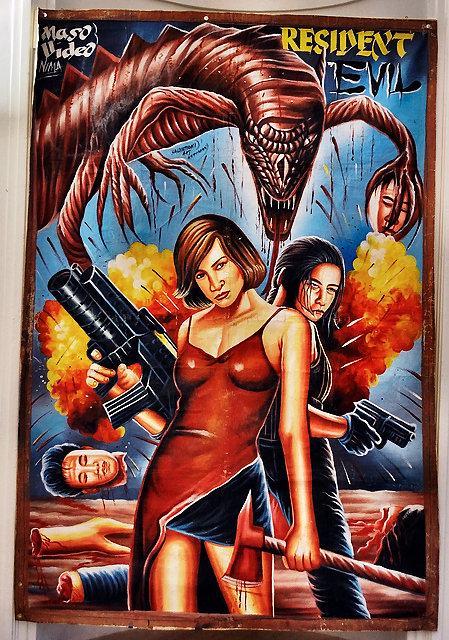 Resident Evil (dr. giallo)