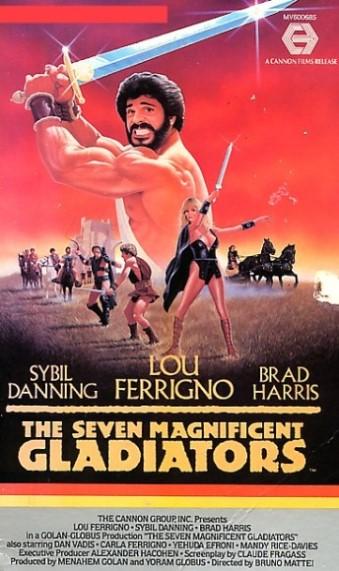 The Seven Magnificent Gladiators (1985)