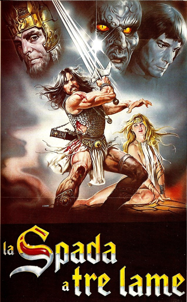 a look back at the �sword and sorcery� posters of the