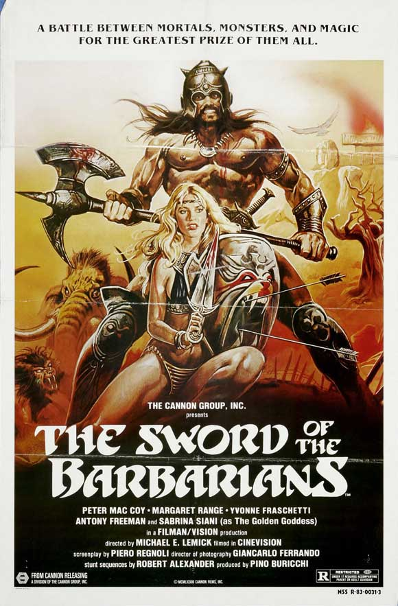 Sword of the Barbarians (1984)