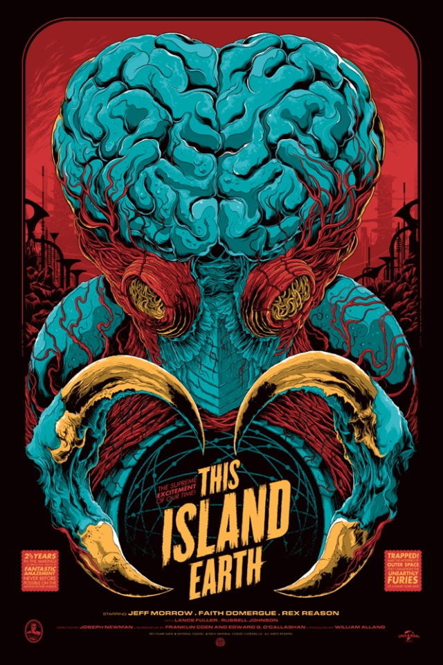 This Island Earth (Ken Taylor) (Mondo)