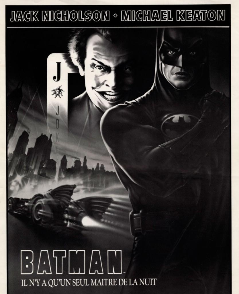 The Movie Poster Art Of John Alvin Deep Fried Movies Circuit Extra Large Image Imp Awards Batman 1989