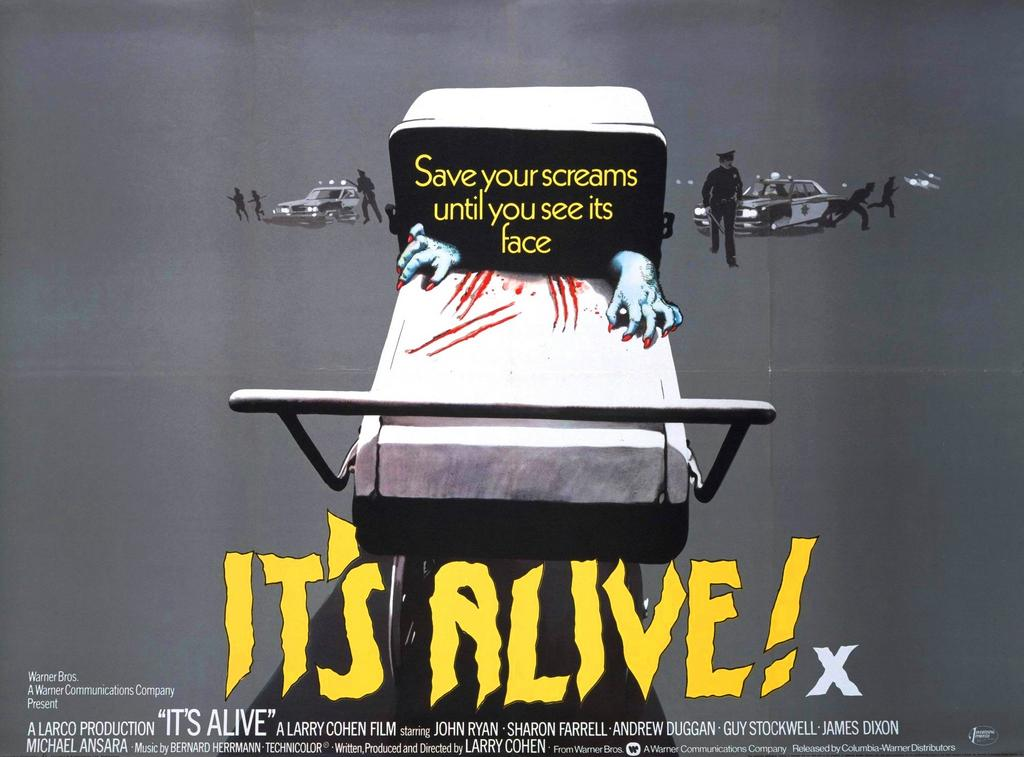 It's Alive (cineblog twitter)