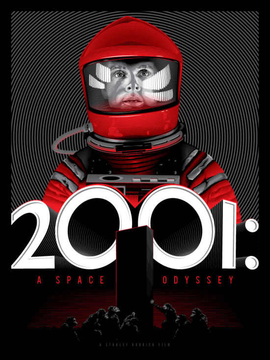 2001 A Space Odysset (tracie ching artist)