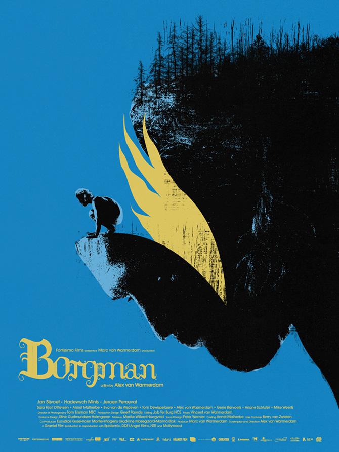 Borgman (artist Jay Shaw)