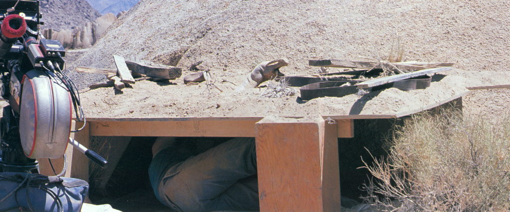 Tremors behind the scenes