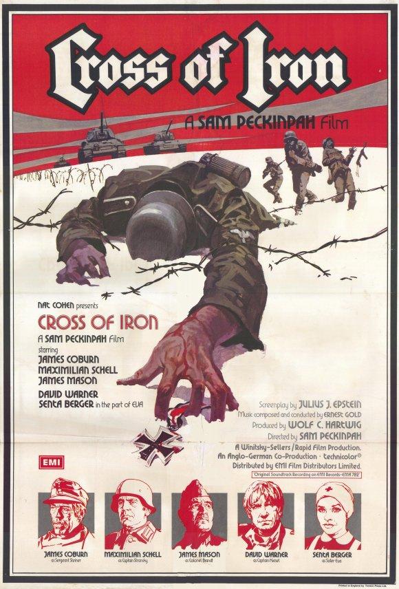The Cross of Iron (1977)