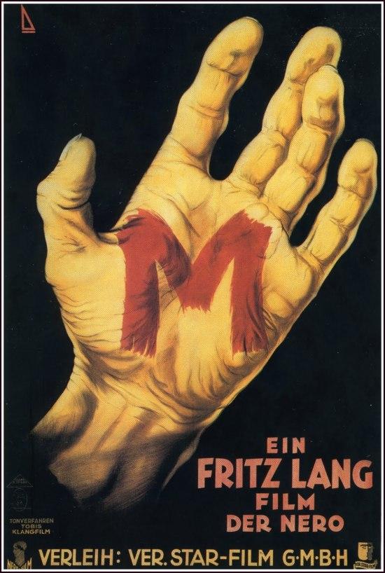 M german poster