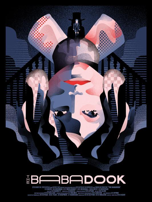Image result for the babadook poster