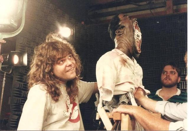 Behind the scenes of Larry Cohen's The Stuff (1985)