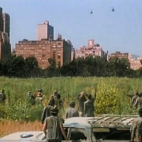 The Shot Behind the Shot: A glass matte painting from Escape From New York (1981)