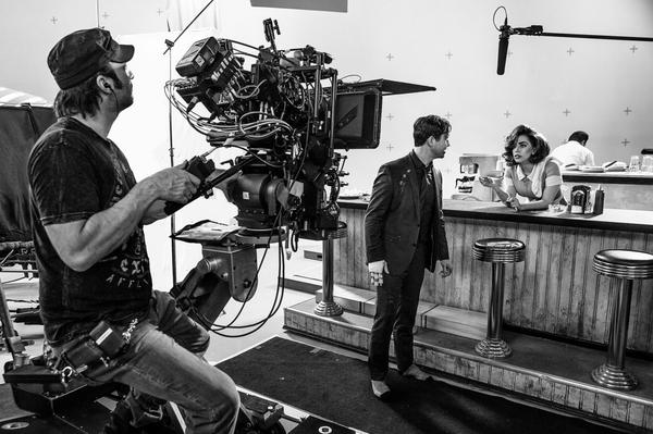 Sin City behind the scenes