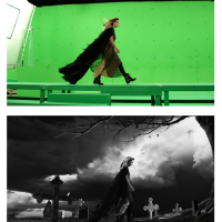 Behind the Scenes: Sin City - A Dame to Kill For (2014)