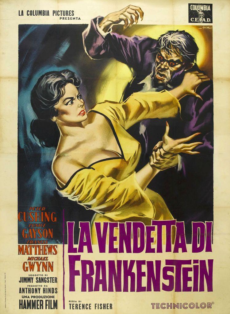 The Revenge of Frankenstein (1958)