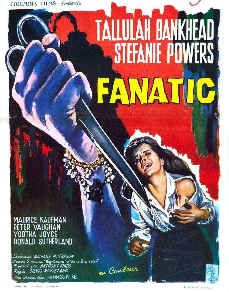 Die! Die! My Darling! (aka Fanatic) (1965)