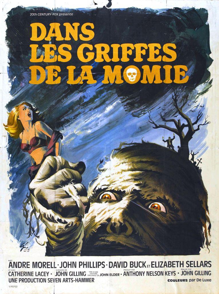 The Mummy's Shroud (1967