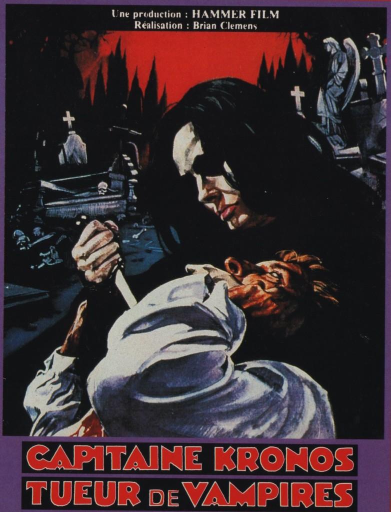 Captain Kronos – Vampire Hunter (1974)