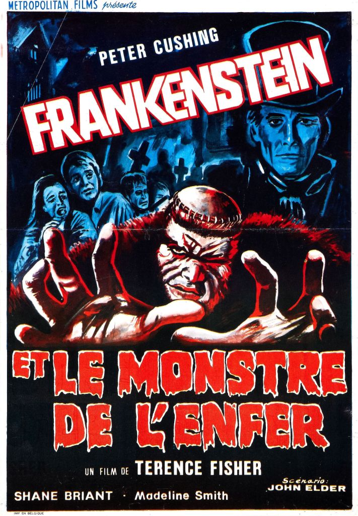 Frankenstein and the Monster from Hell (1974)