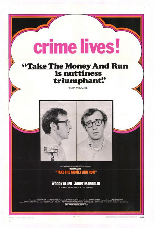 Take the Money and Run (1969)