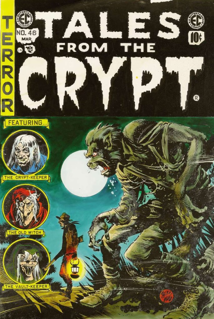 Blind Alleys from Tales From the Crypt #46