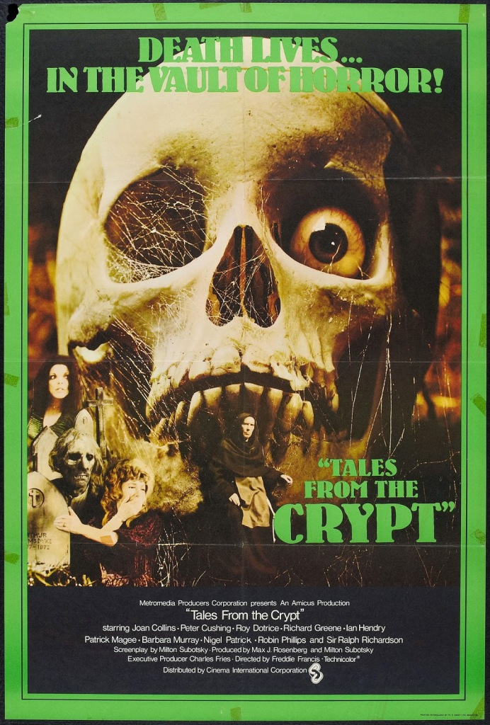 Tales From the Crypt (discreet and obscure)