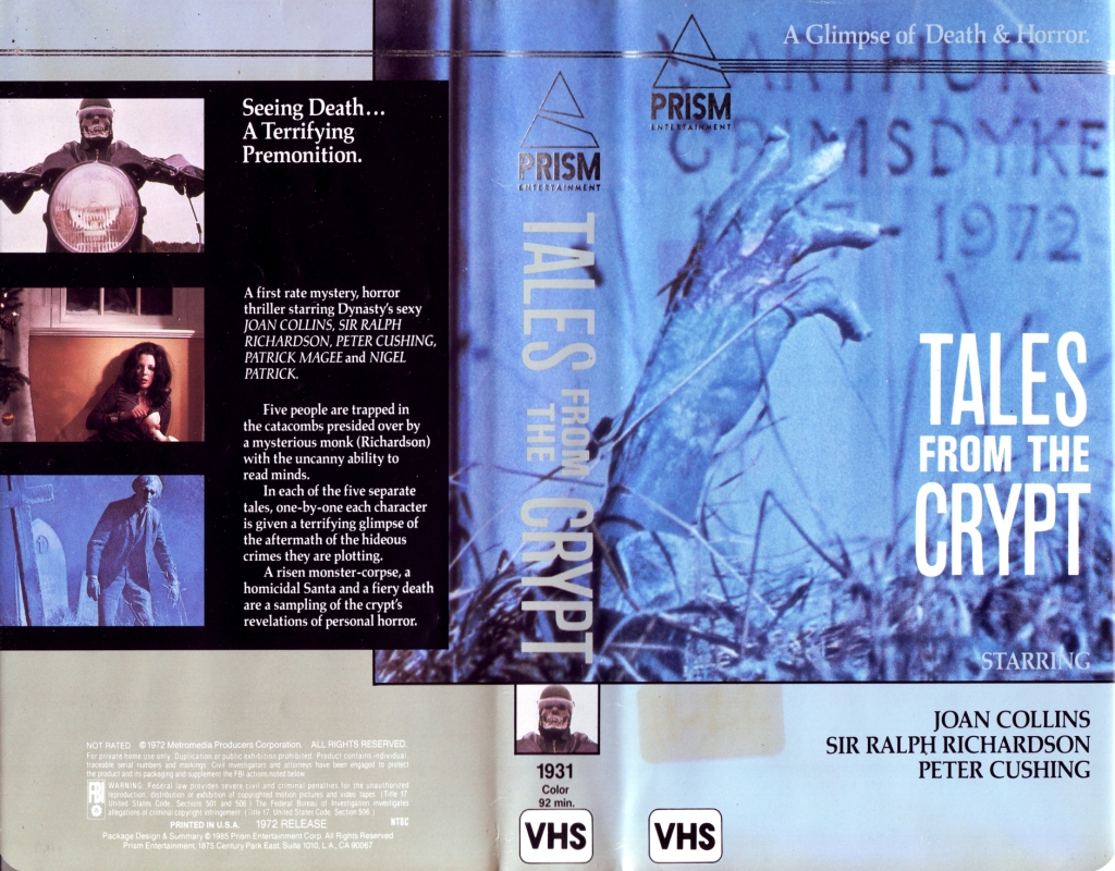 Tales From the Crypt (serial killer calendar)