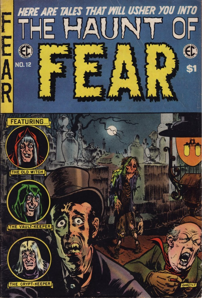 Poetic Justice from The Haunt of Fear #12