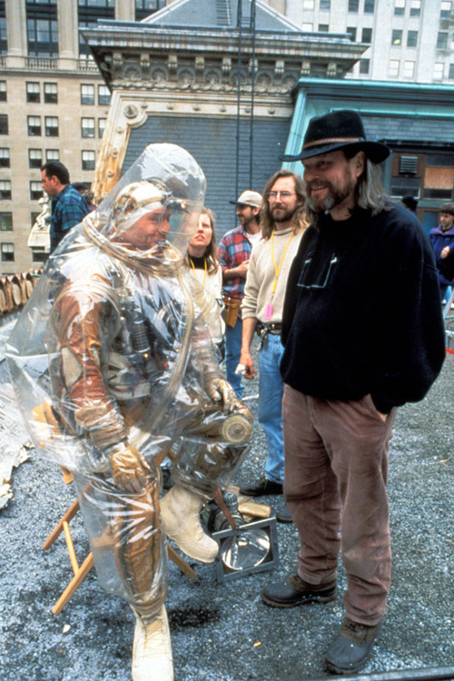 Behind the scenes of 12 Monkeys (1995)