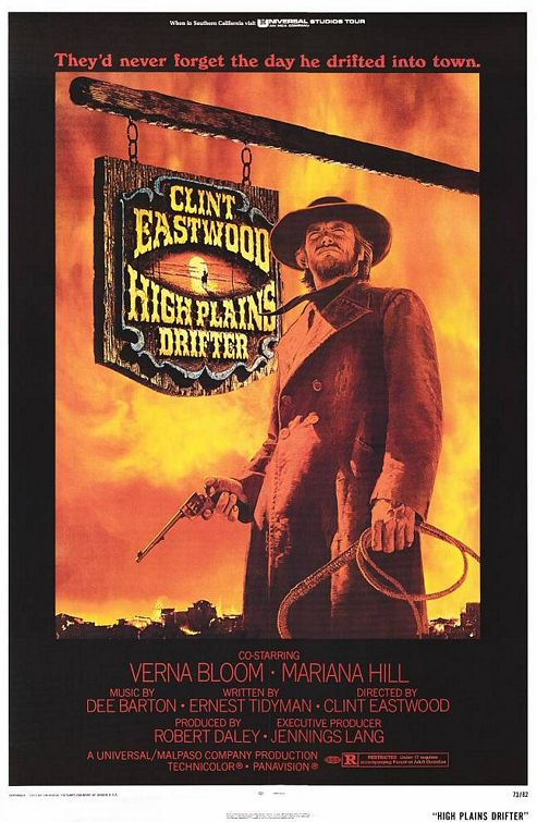 High Plains Drifter (1973)