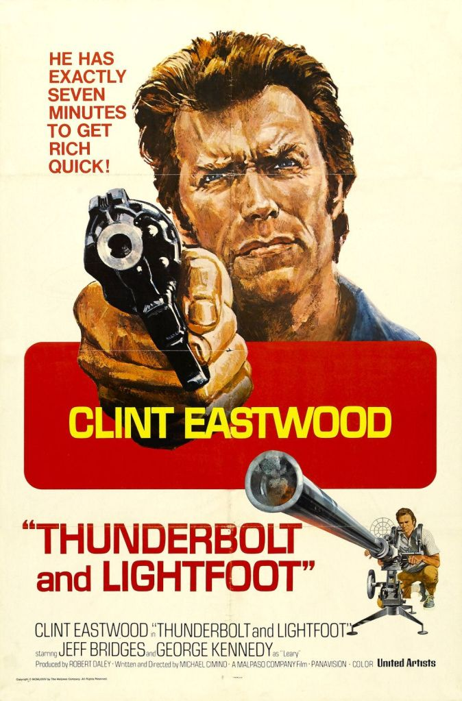 Thunderbolt and Lightfoot (1974)