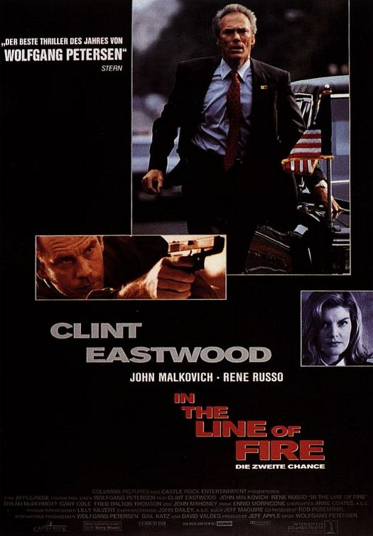 In the Line of Fire (1993)