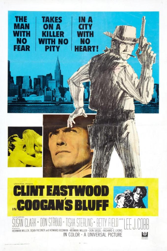 Coogan's Bluff (1968)