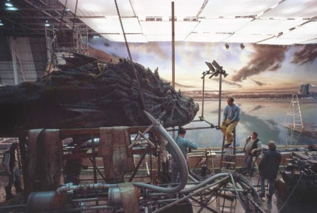 Behind the scenes of The Adventures of Baron Munchausen (1988)