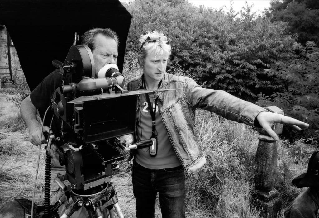 Behind the scenes of The Brothers Grimm (2005)