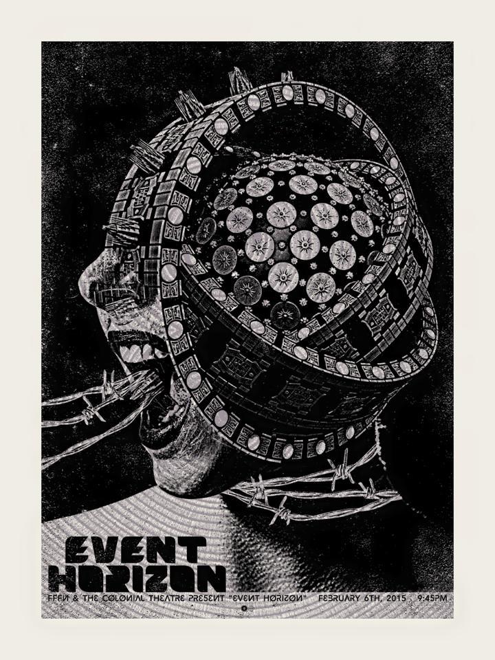 Event Horizon (quiltface studios)