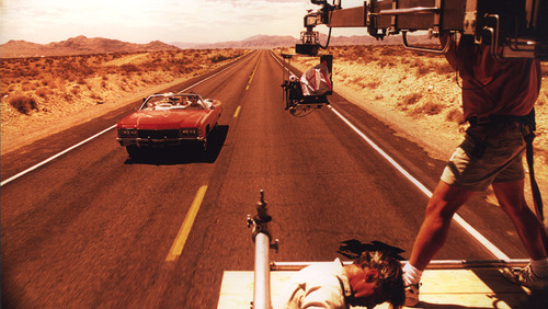 Behind the scenes of Fear and Loathing in Las Vegas (1998)