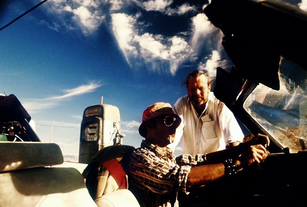 Fear and Loathing in Las Vegas (1998)