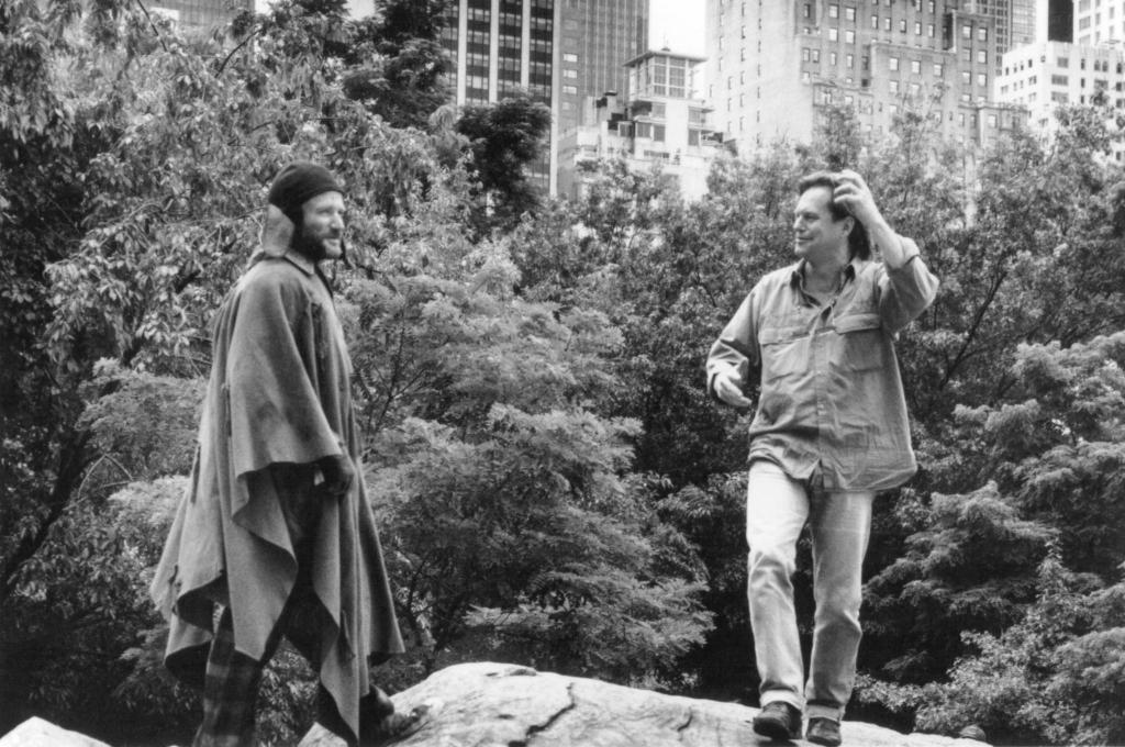 Behind the scenes of The Fisher King (1991)