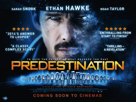 Poster for Predestination