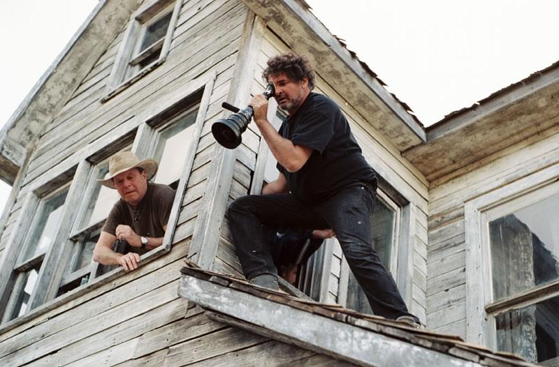 Behind the scenes of Tideland (2005)