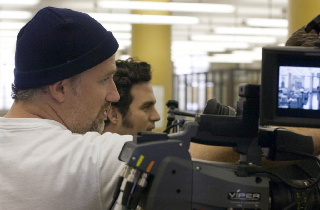 Behind the scenes of Zodiac (2007).
