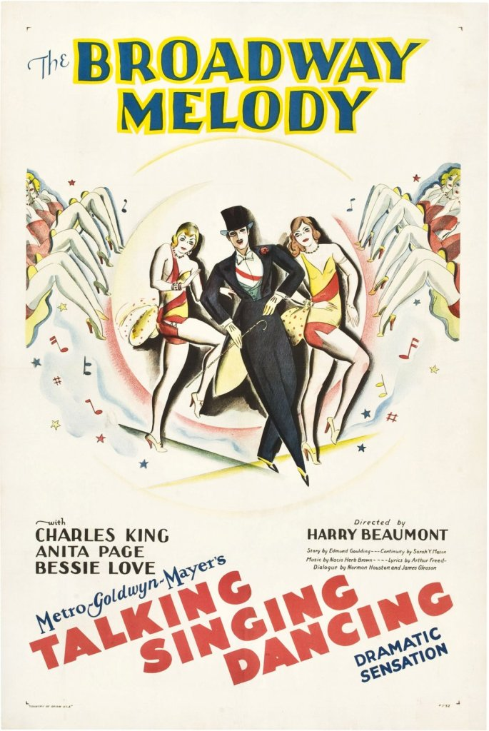 The Broadway Melody (1928-1929)