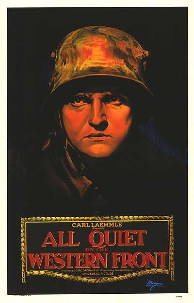 All Quiet on the Western Front (1929-1930)