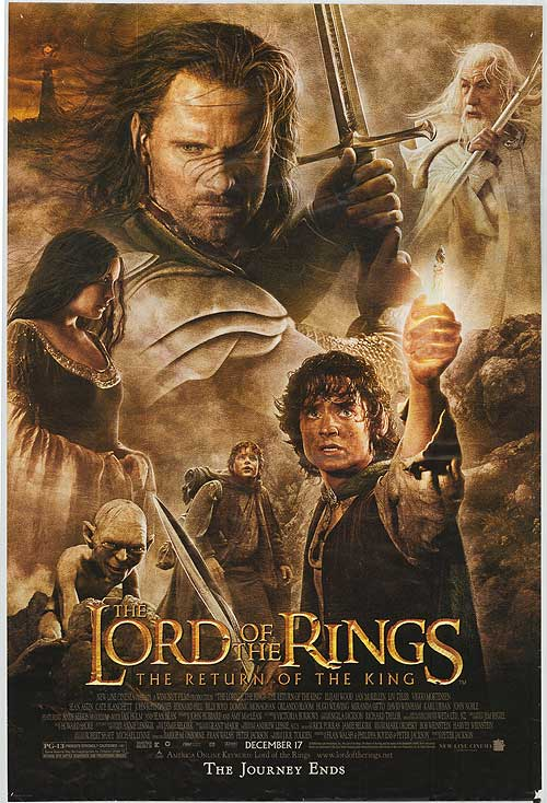 The Lord of the Rings- The Return of the King (2003)