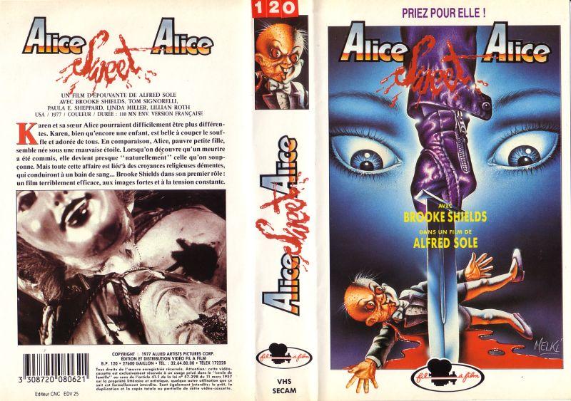 Alice Sweet Alice (1976)