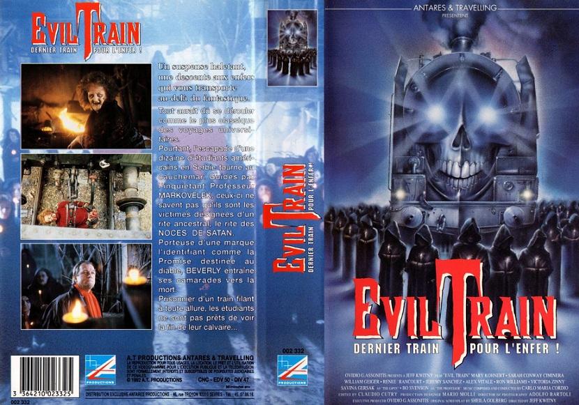 Evil Train (1989)