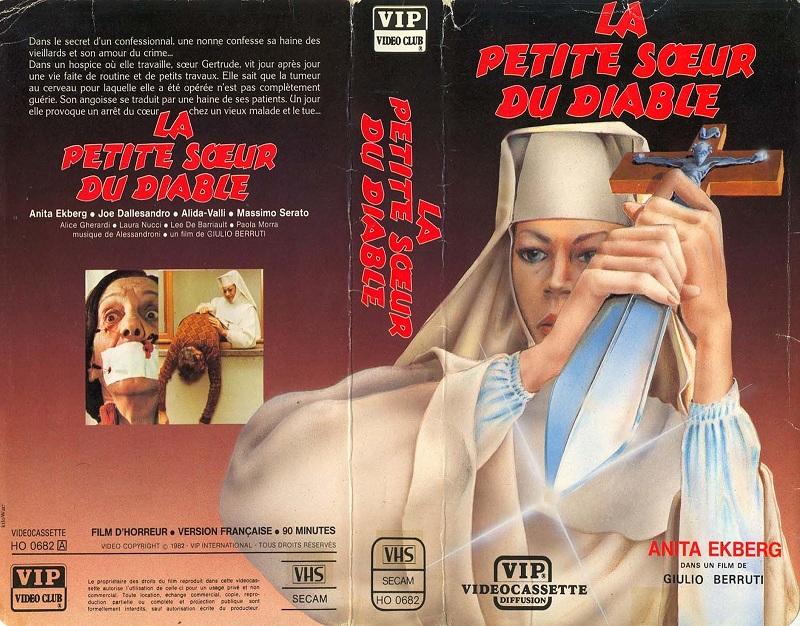 The Killer Nun (1979)